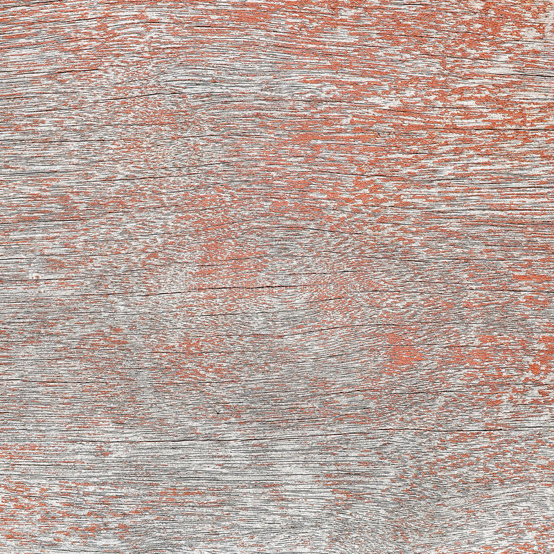 struttura di legno con pittura rossa fotografie stock libere da diritti