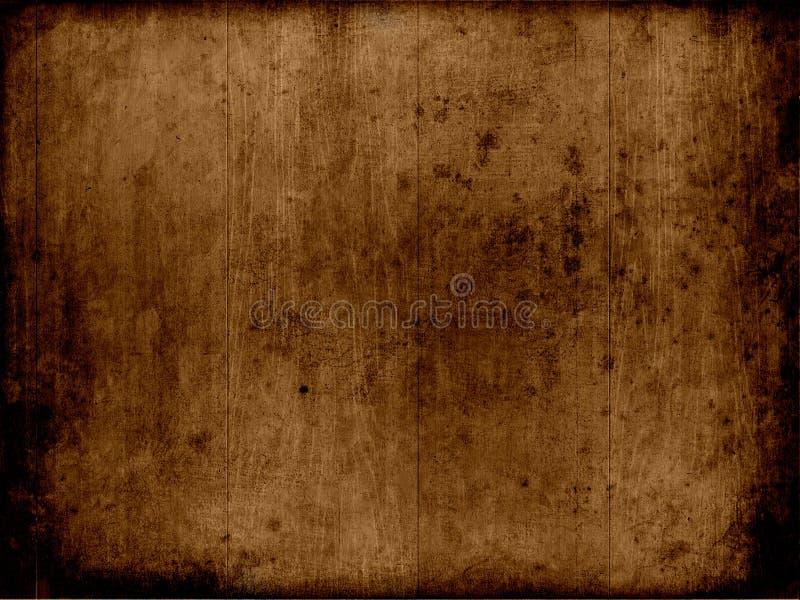 Struttura di legno del Brown con i reticoli naturali immagini stock libere da diritti