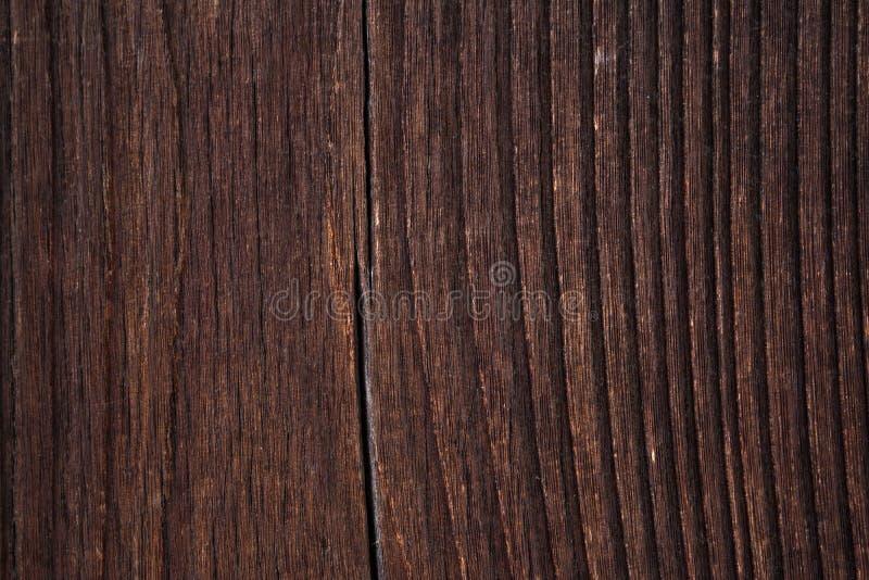 Struttura di legno del Brown Modello vuoto fotografia stock