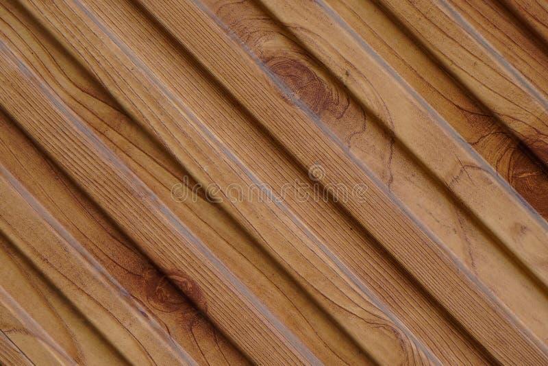 Struttura di legno del fondo della parete con colore leggero naturale immagini stock libere da diritti
