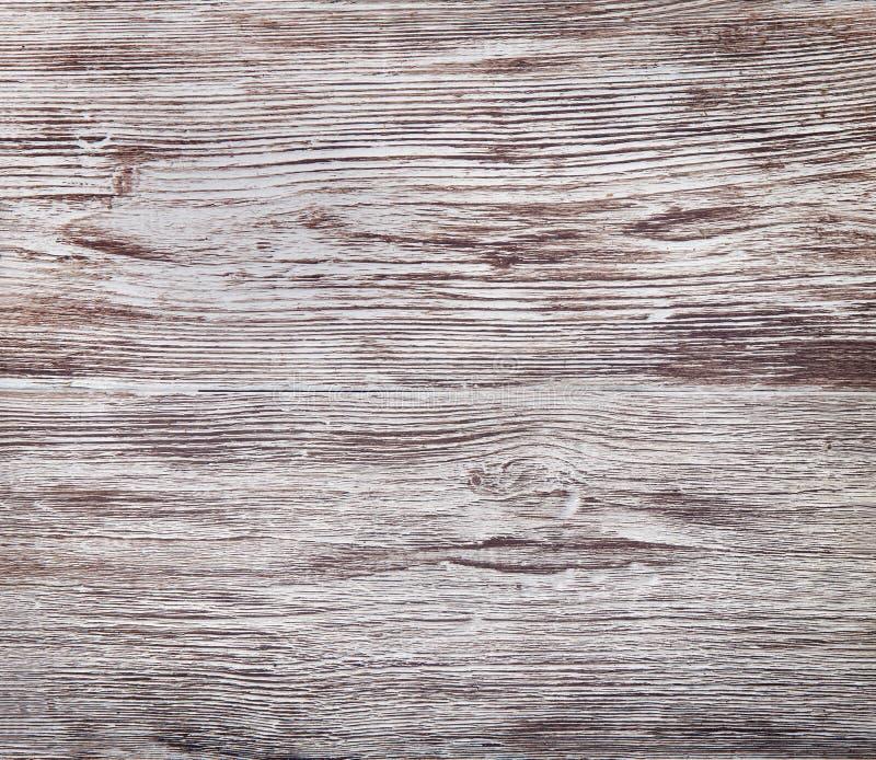 Struttura di legno del grano del fondo, tavola di legno dello scrittorio, vecchio Ti a strisce immagini stock libere da diritti