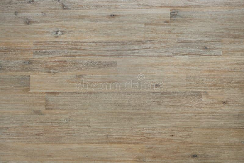 Struttura di legno della piastrellatura del pavimento marrone chiaro fotografia stock libera da diritti