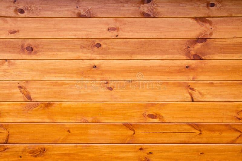 Struttura di legno della plancia del pino per fondo - immagine di riserva fotografie stock libere da diritti