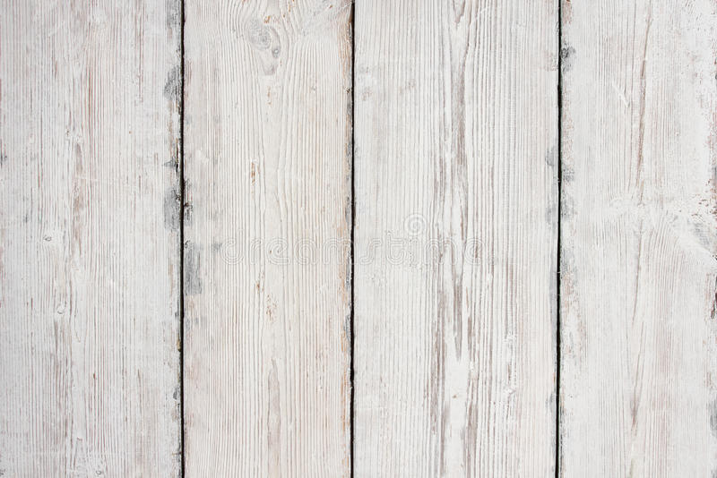 Struttura di legno delle plance, fondo di legno bianco della Tabella, pavimento fotografie stock