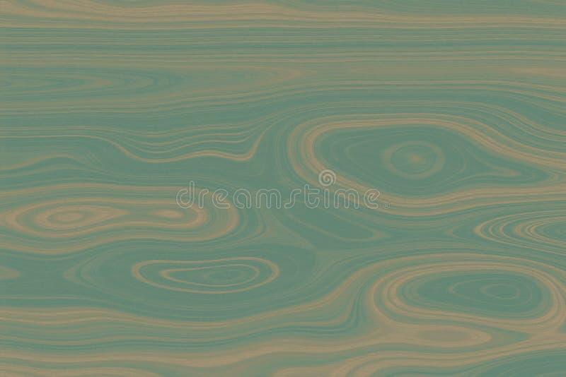 Struttura di legno dipinta della pittura del fondo di legno, pannello del legname illustrazione vettoriale