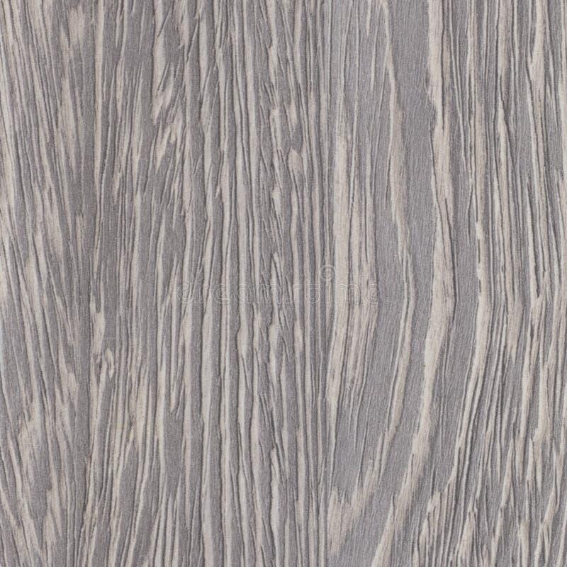 Struttura di legno, fondo di legno bianco, fine di Grey Plank Striped Timber Desk su fotografia stock libera da diritti