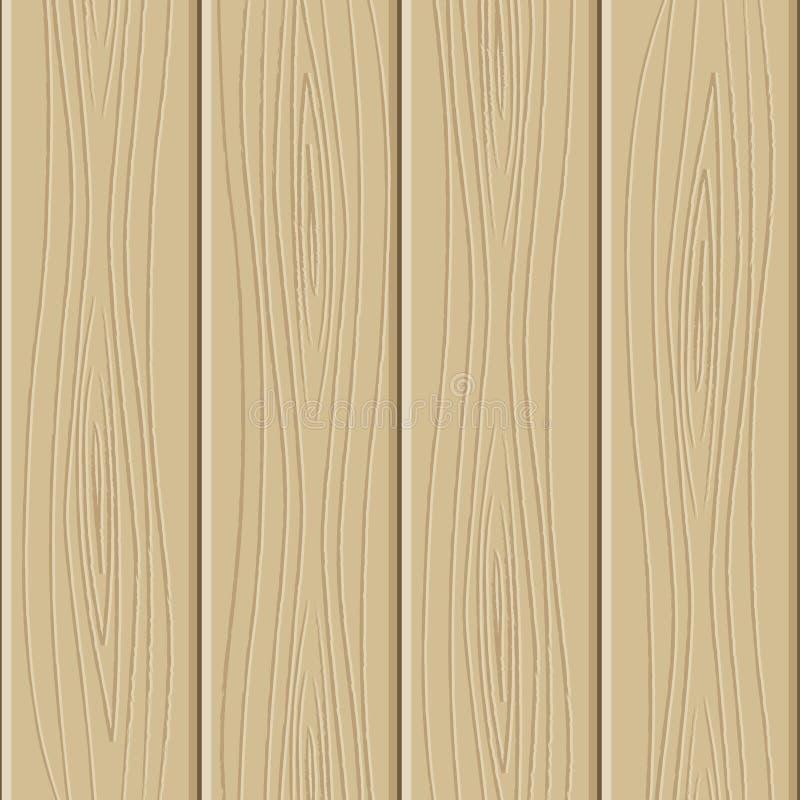 Struttura di legno. Illustrazione di vettore illustrazione di stock