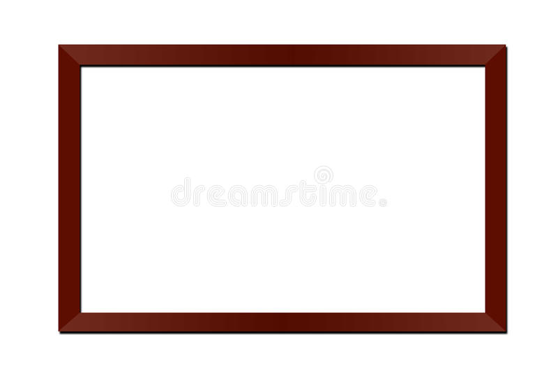 Struttura di legno illustrazione vettoriale