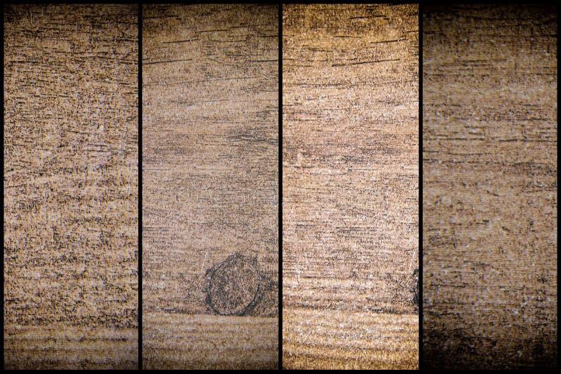 Struttura di legno di lerciume, superficie del tagliere per gli elementi di progettazione fotografie stock