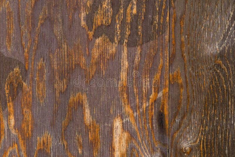 Struttura di legno naturale dipinta con pittura immagini stock libere da diritti