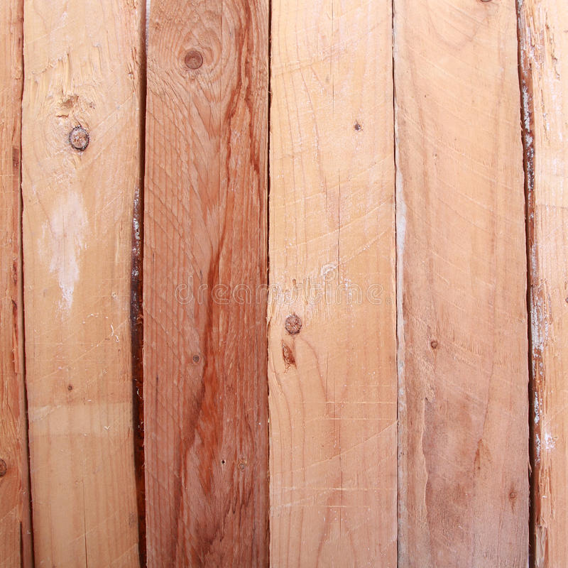 Struttura di legno nuda rustica del fondo della plancia fotografia stock libera da diritti