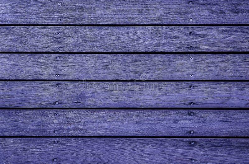 Struttura di legno orizzontale variopinta per fondo o il modello immagine stock libera da diritti
