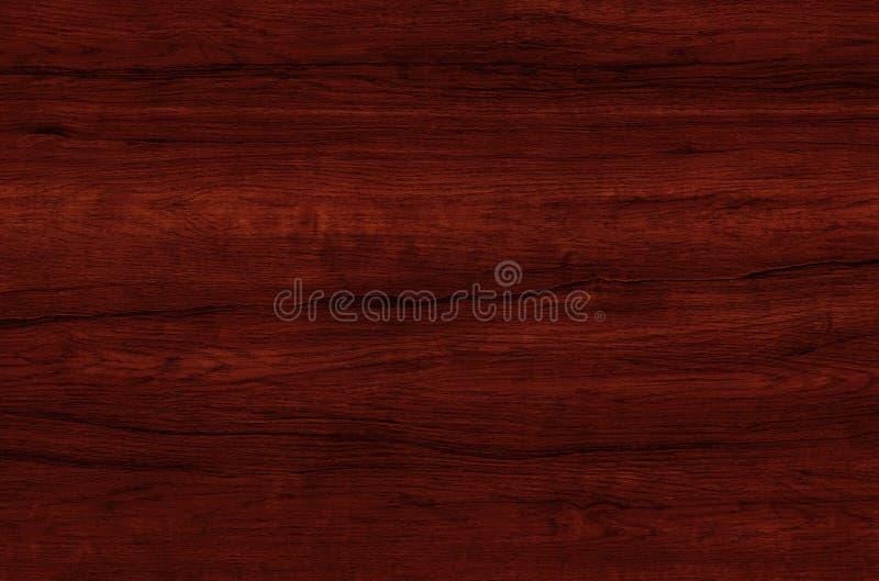 Struttura di legno rossa vecchi comitati del fondo fotografia stock libera da diritti