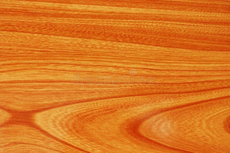 Struttura di legno rosso per servire a immagine stock