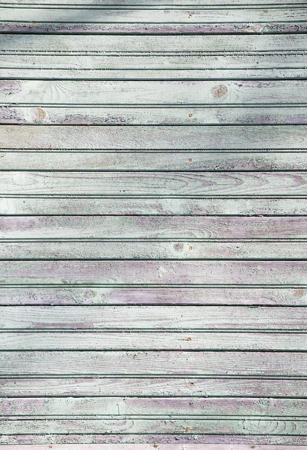 Struttura di legno rustica della plancia della parete planked fotografia stock libera da diritti