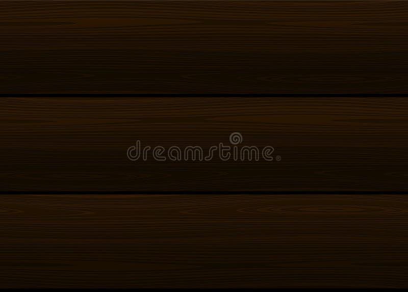 Struttura di legno senza cuciture royalty illustrazione gratis