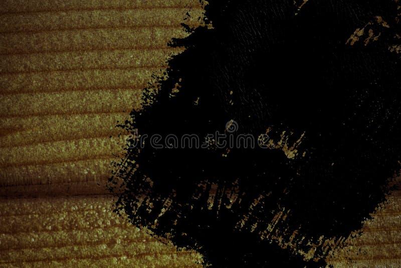 Struttura di legno di tecnica di lerciume, fondo di legno vuoto immagine stock