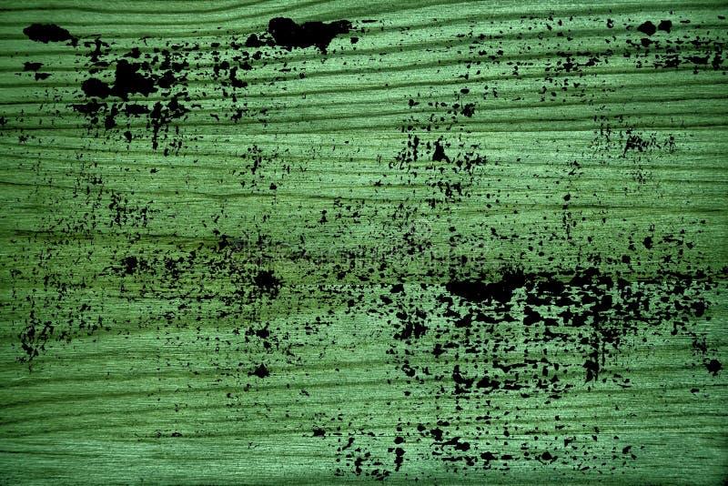 Struttura di legno ultra verde di lerciume, superficie del tagliere per gli elementi di progettazione fotografia stock libera da diritti