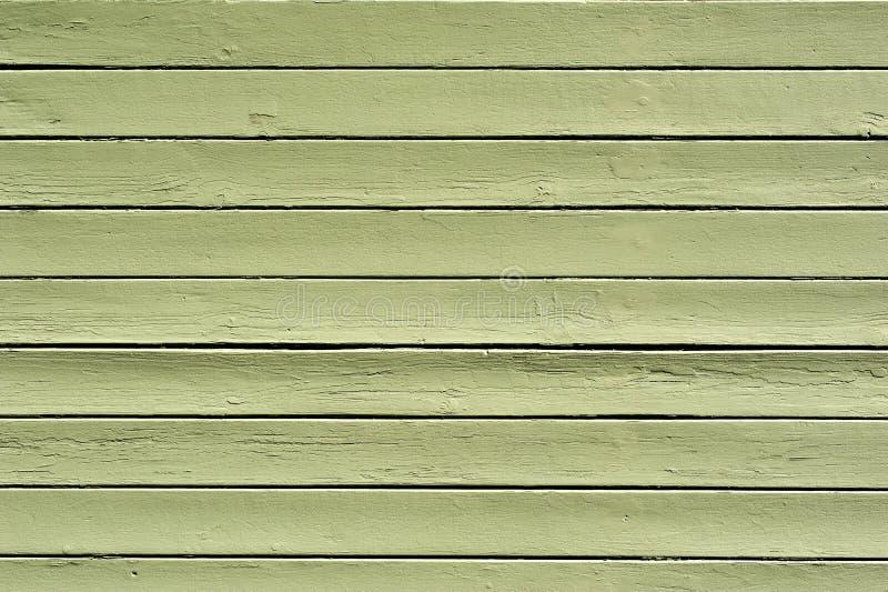 Struttura di legno verde del fondo fotografia stock libera da diritti