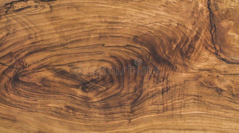 Struttura di legno verde oliva della lastra, fondo fotografia stock libera da diritti