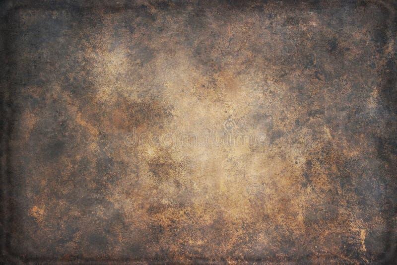 Struttura di lerciume punteggiata arancia, fondo immagini stock libere da diritti