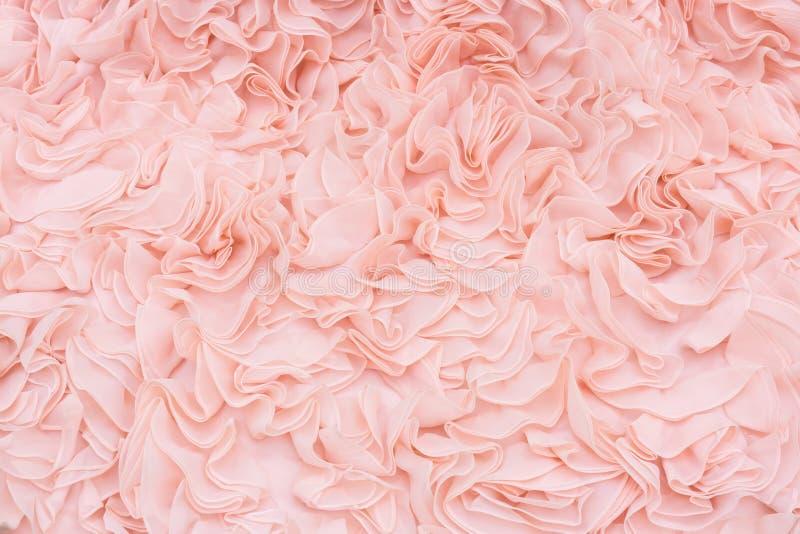 Struttura di lusso del fondo del vestito da sposa dall'abito nuziale fotografie stock libere da diritti