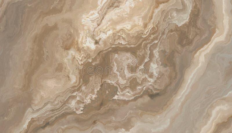 Struttura di marmo beige fotografie stock
