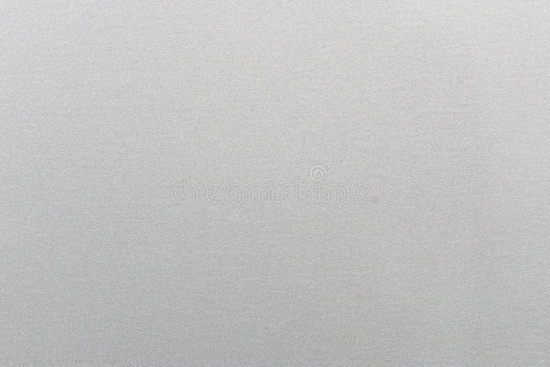 Struttura di metallo grigio, pittura metallica d'argento dell'automobile, fondo astratto fotografia stock libera da diritti