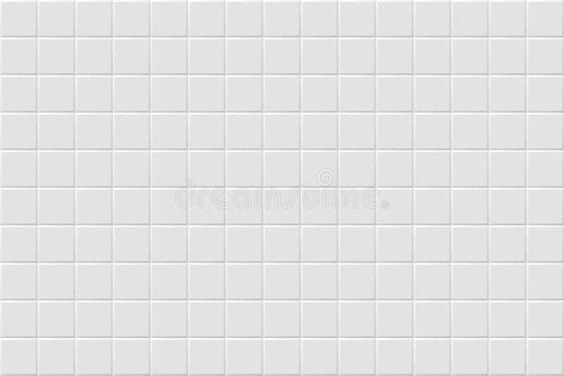 Struttura di mosaico senza giunte Ambiti di provenienza di vettore illustrazione vettoriale