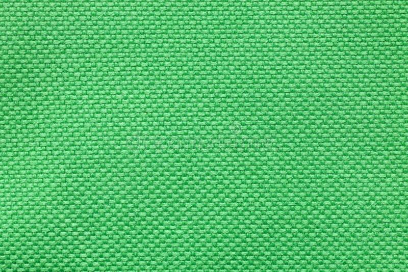 struttura di nylon verde del tessuto immagine stock libera da diritti