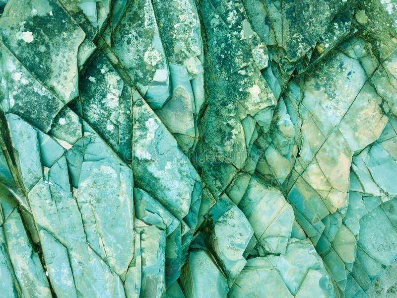 Struttura di pietra di colore di stupore, strati rocciosi fotografie stock