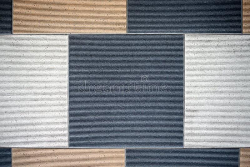 Struttura di pietra del pavimento e fondo senza cuciture fotografia stock libera da diritti