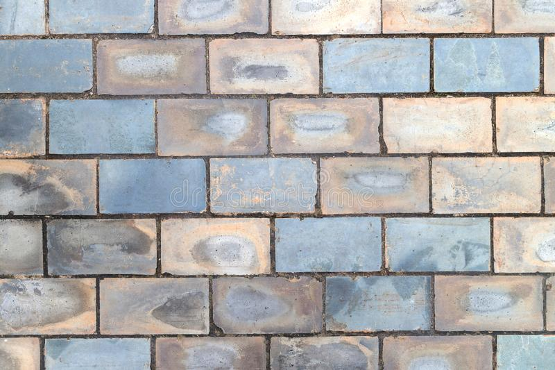 Struttura di pietra della parete delle mattonelle immagine stock libera da diritti