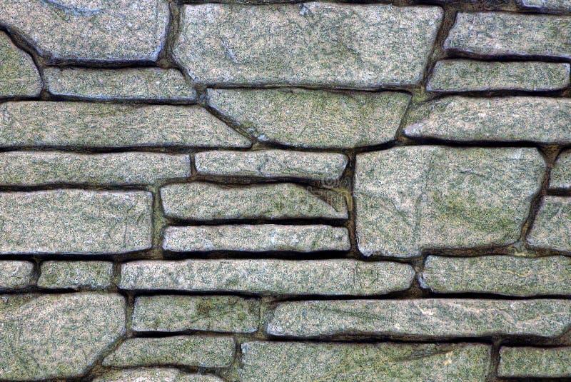 Struttura di pietra grigia della pietra e delle macerie fotografia stock libera da diritti
