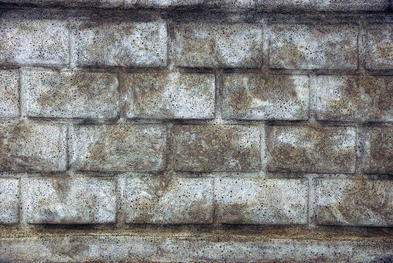 Struttura di pietra grigia della pietra e delle macerie immagini stock libere da diritti