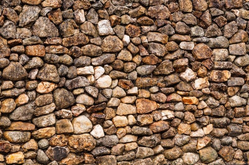 Struttura di progettazione della parete di pietra fotografie stock