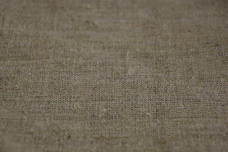 Struttura di tela di tela beige immagine stock