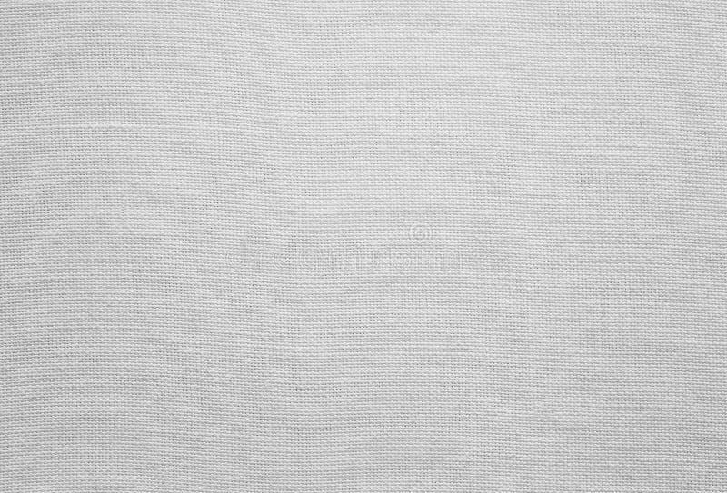Struttura di tela bianca fotografia stock libera da diritti