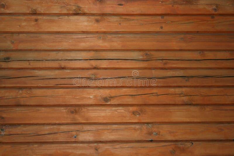 Struttura di una casa di legno fotografia stock