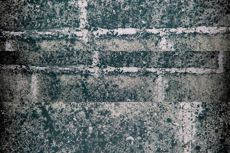 Struttura di vecchia costruzione d'annata, concetto del mattone di tecnica di lerciume di progetto fotografie stock