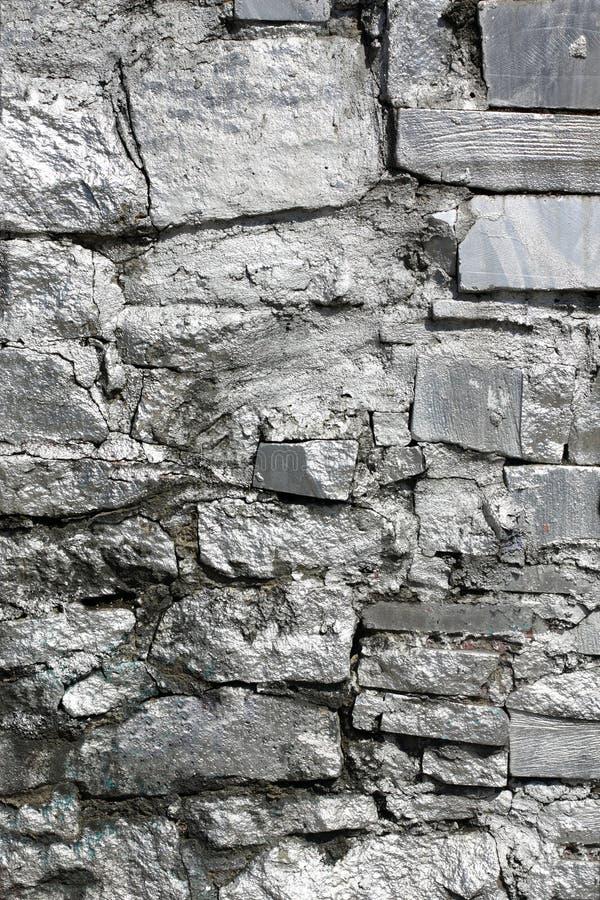 struttura di vecchia parete di pietra fotografia stock