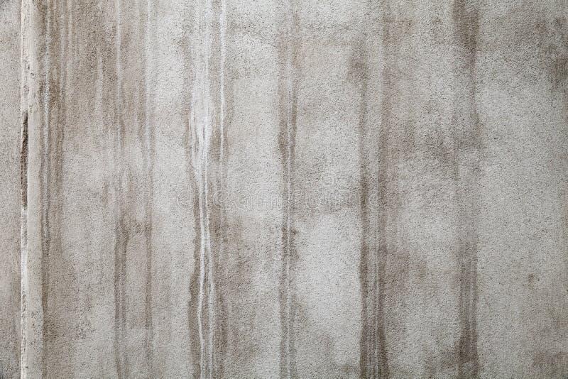 Struttura di vecchio muro di cemento con le macchie fotografia stock