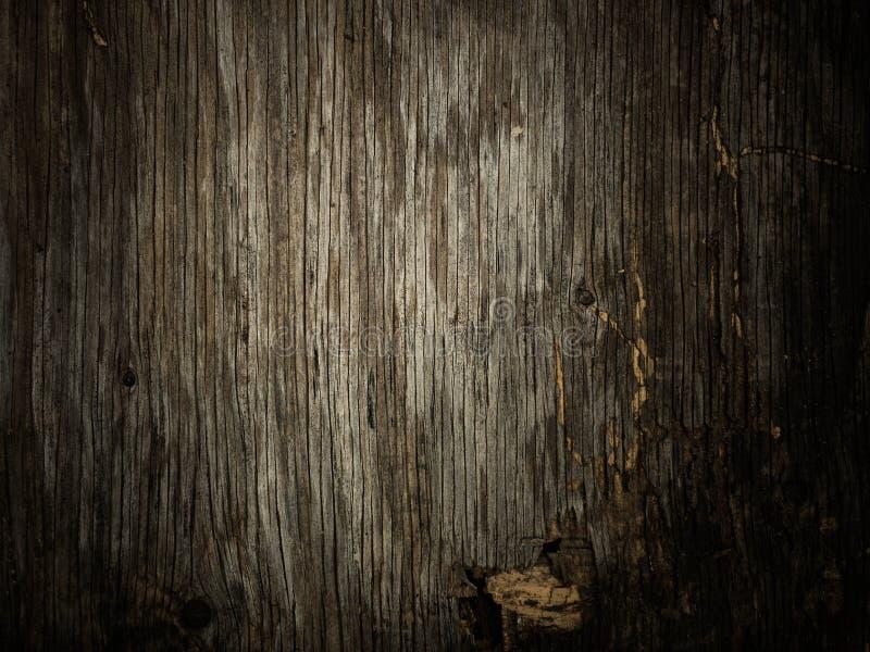 Struttura di vecchio uso del legno della corteccia come sfondo naturale immagini stock libere da diritti