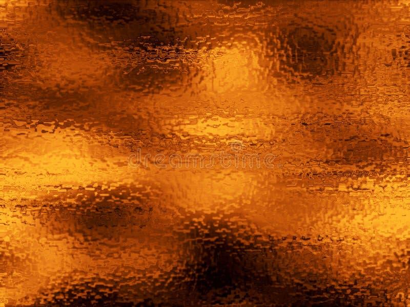 Struttura di vetro glassato illustrazione vettoriale