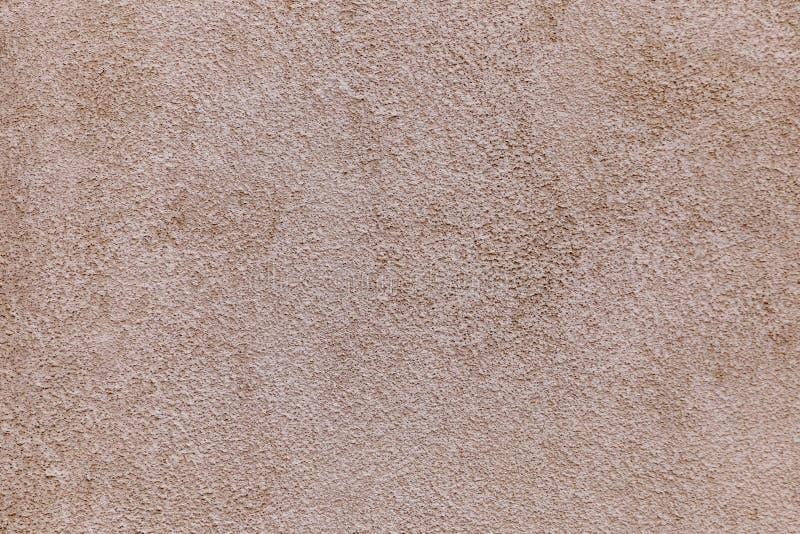 Struttura di wal concreto beige fotografia stock