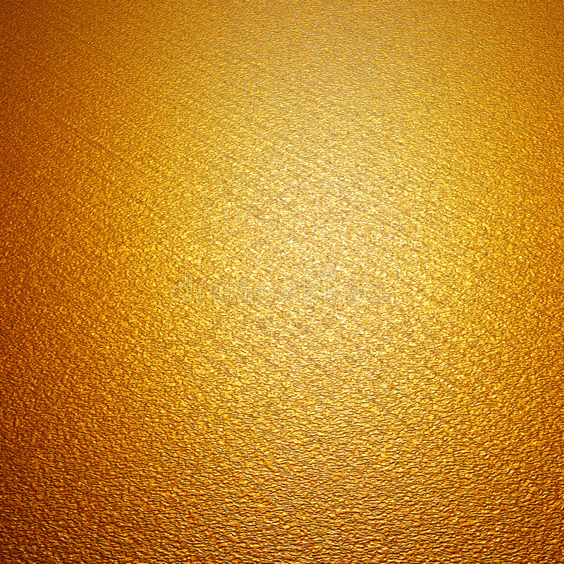 Struttura dorata illustrazione di stock