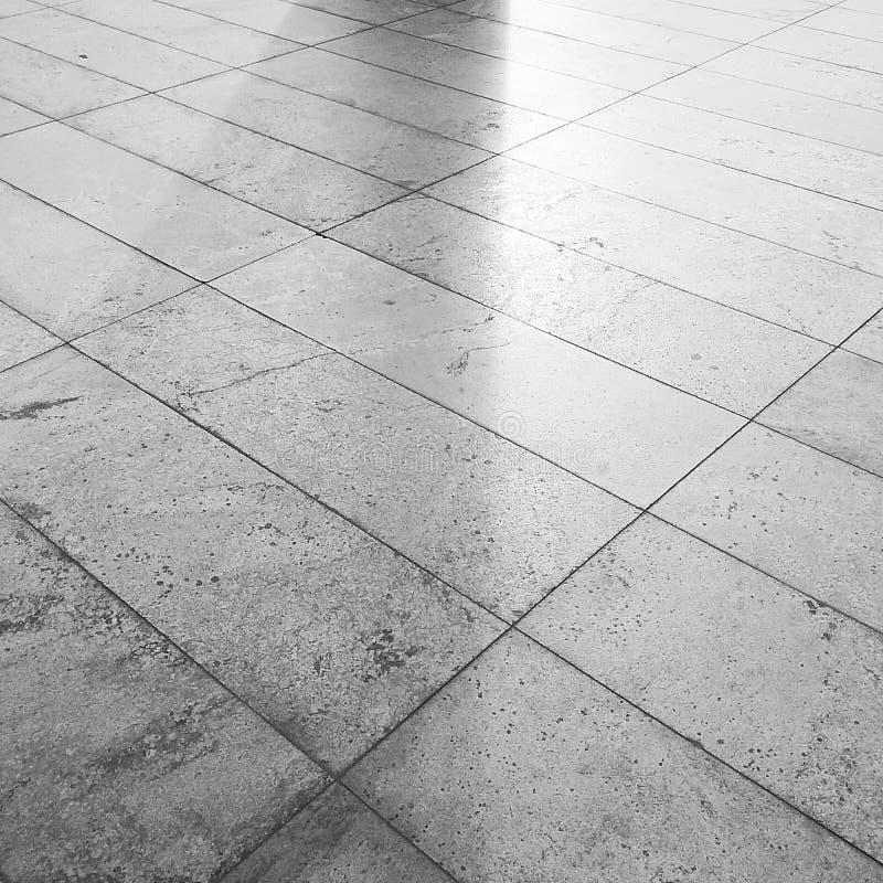 Struttura e calcestruzzo del pavimento fotografie stock