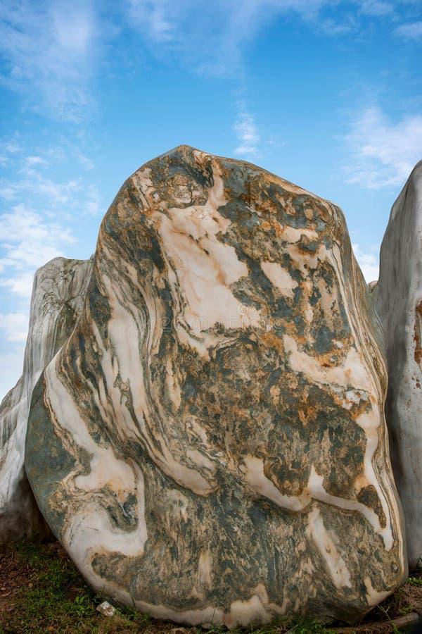 Struttura e modello di pietra fotografia stock