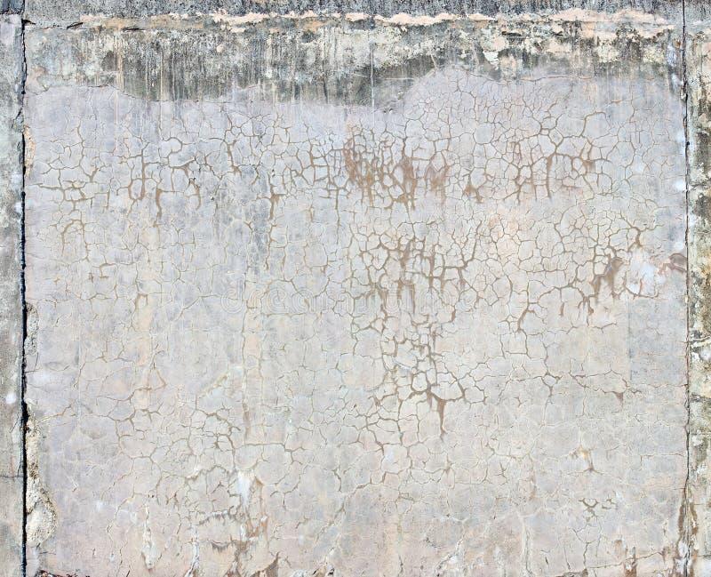 Struttura esposta all'aria del muro di cemento fotografie stock