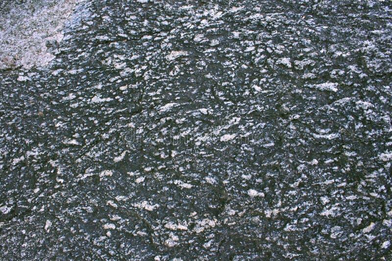 Struttura Gray White Background ruvido della pietra della roccia vecchia fotografia stock